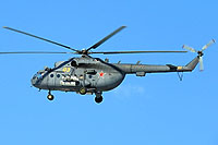 Helicopter-DataBase Photo ID:14046 Mi-8MTV Russian Air Force 03 yellow cn:95191