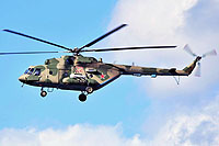 Helicopter-DataBase Photo ID:14028 Mi-8MTV-5 Russian Air Force 22 red