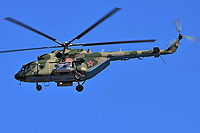 Helicopter-DataBase Photo ID:14032 Mi-8MTV-5 Russian Air Force 26 red