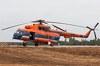 Helicopter-DataBase Photo ID:14569 Mi-8MTV-2 Russian Air Force 54 red