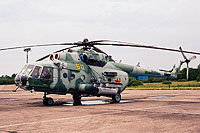 Helicopter-DataBase Photo ID:14286 Mi-8MT Russian Air Force 60 yellow