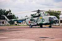 Helicopter-DataBase Photo ID:14287 Mi-8MT Russian Air Force 60 yellow