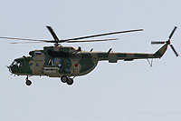 Helicopter-DataBase Photo ID:17798 Mi-8MTV-2 Russian Air Force 63 blue