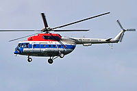 Helicopter-DataBase Photo ID:14041 Mi-8MT Russian Air Force 64 red