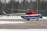 Helicopter-DataBase Photo ID:14045 Mi-8MTV-2 Russian Air Force 66 red