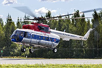 Helicopter-DataBase Photo ID:15135 Mi-8MTV-2 Russian Air Force 66 red