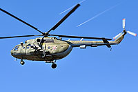 Helicopter-DataBase Photo ID:12978 Mi-8MT Russian Air Force 68 yellow cn:94379