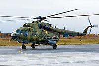 Helicopter-DataBase Photo ID:12979 Mi-8MT Russian Air Force 68 yellow cn:94379