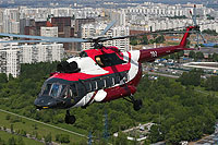 Helicopter-DataBase Photo ID:14476 Mi-171A2 Russian Helicopters 702 white cn:171A02643170102U