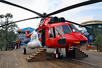 Helicopter-DataBase Photo ID:16643 Mi-171A2 Russian Helicopters 704 black cn:171A02356170104U