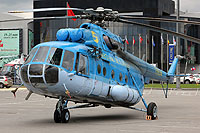Helicopter-DataBase Photo ID:15559 Mi-17 MVZ Moscow Helicopter Plant 70934 cn:223M107