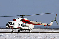 Helicopter-DataBase Photo ID:17915 Mi-8AMT unknown 73109 cn:8AMT00643073109U