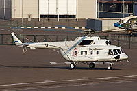 Helicopter-DataBase Photo ID:9459 Mi-171P Russian Helicopters 731 black cn:171P00643127310U