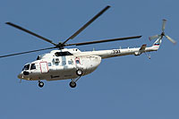 Helicopter-DataBase Photo ID:9492 Mi-171P Russian Helicopters 731 black cn:171P00643127310U