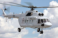 Helicopter-DataBase Photo ID:12403 Mi-171P Russian Helicopters 731 black cn:171P00643127310U