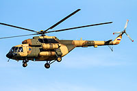 Helicopter-DataBase Photo ID:9471 Mi-17-V5 Russian Helicopters 742 black cn:96742