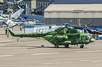 Helicopter-DataBase Photo ID:15121 Mi-17-V5 Russian Helicopters 742 black cn:96742