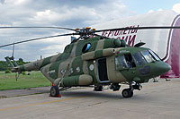 Helicopter-DataBase Photo ID:13676 Mi-17-V5 Russian Helicopters 742 black cn:96742
