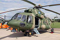Helicopter-DataBase Photo ID:13686 Mi-17-V5 Russian Helicopters 742 black cn:96742