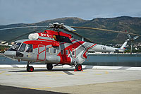 Helicopter-DataBase Photo ID:12739 Mi-171P Rostvertol 748 black cn:171P00643137480U