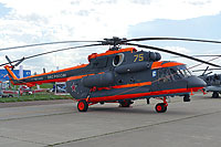 Helicopter-DataBase Photo ID:13685 Mi-8AMTSh-VA Russian Air Force RF-04413 cn:AMTSVA643157542U