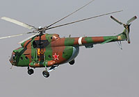 Helicopter-DataBase Photo ID:4957 Mi-8MTV-2 Russian Ministry of the Interior 88 yellow cn:95385