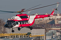 Helicopter-DataBase Photo ID:12243 Mi-8MTV-1S Russian Helicopters 947 white cn:97047