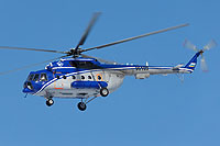 Helicopter-DataBase Photo ID:14370 Mi-8AMT Flight Research Institute M. M. Gromov 95189 cn:95189