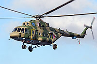 Helicopter-DataBase Photo ID:13393 Mi-8AMTSh Russian Air Force 97 blue cn:8AMTS00643092810U
