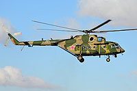 Helicopter-DataBase Photo ID:13512 Mi-8AMTSh Russian Air Force 97 blue cn:8AMTS00643092810U