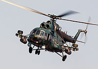 Helicopter-DataBase Photo ID:9116 Mi-8AMT   *** unknown version 10 *** Russian Federal Border Guard