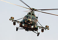 Helicopter-DataBase Photo ID:9117 Mi-8AMT   *** unknown version 10 *** Russian Federal Border Guard