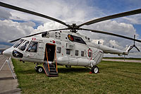 Helicopter-DataBase Photo ID:10340 Mi-171P Russian Helicopters  cn:171P00643127310U