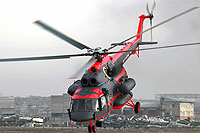 Helicopter-DataBase Photo ID:12022 Mi-8AMTSh-VA Russian Air Force