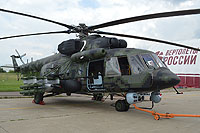 Helicopter-DataBase Photo ID:13742 Mi-171Sh-VN Russian Helicopters  cn:171S00643157583U