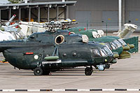 Helicopter-DataBase Photo ID:13985 Mi-8MNP Russian Federal Border Guard