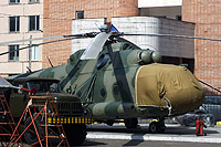 Helicopter-DataBase Photo ID:16487 Mi-8MT Moscow Power Engineering Institute - Military Engineering Institute