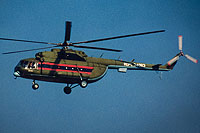 Helicopter-DataBase Photo ID:8941 Mi-8MT Lao People's Democratic Republic Air Force RDPL-34063