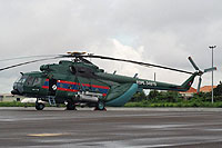Helicopter-DataBase Photo ID:14627 Mi-17-1V Lao People's Democratic Republic Air Force RDPL-34076