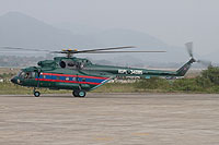 Helicopter-DataBase Photo ID:11084 Mi-17-V5 Lao People's Democratic Republic Air Force RDPL-34085