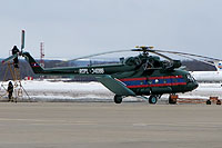 Helicopter-DataBase Photo ID:8324 Mi-17-V5 Lao People's Democratic Republic Air Force RDPL-34086