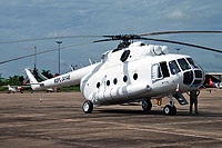 Helicopter-DataBase Photo ID:14309 Mi-17-1V unknown RDPL-34140