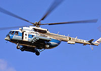 Helicopter-DataBase Photo ID:5019 Mi-8MTV-1 Federal Customs Service of Russia RF-01016 cn:96065