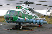 Helicopter-DataBase Photo ID:6298 Mi-17-1V Federal Customs Service of Russia RF-01071 cn:520M21