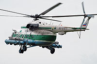 Helicopter-DataBase Photo ID:8057 Mi-17-1V Federal Customs Service of Russia RF-01071 cn:520M21