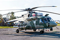 Helicopter-DataBase Photo ID:15263 Mi-8AMTSh Russian Aerospace Force RF-04408