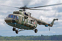 Helicopter-DataBase Photo ID:14970 Mi-8AMTSh-1 Russian Air Force RF-04412
