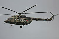 Helicopter-DataBase Photo ID:15964 Mi-8AMTSh-1 Russian Air Force RF-04412