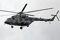 Helicopter-DataBase Photo ID:15962 Mi-8AMTSh Russian Air Force RF-04430