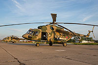 Helicopter-DataBase Photo ID:13590 Mi-8MTV-5 Russian Air Force RF-04439